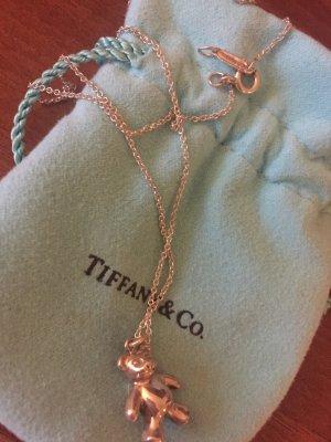 Tiffany & Co Kette mit Teddybäranhänger
