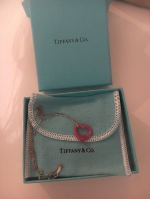 "Tiffany & Co Kette ""Open Heart"""