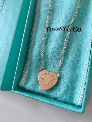 Tiffany & CO. Kette Silber Rosé Gold