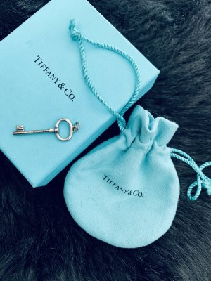 Tiffany&Co. Key Charm Kettenanhänger