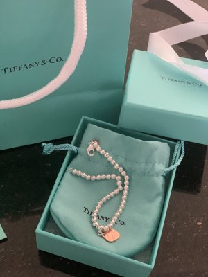Tiffany&Co Bracelet silver-colored-rose-gold-coloured