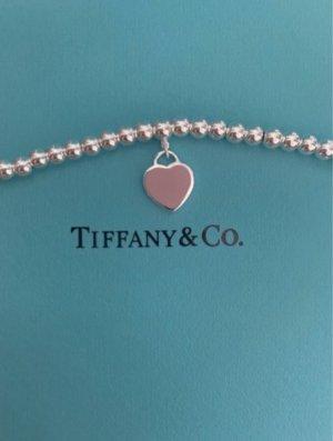 Tiffany&Co Bracelet silver-colored-light pink