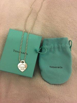 Tiffany & Co. Kugelkette mit Herz