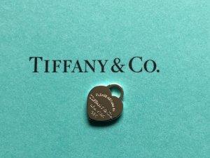 Tiffany & Co. Mini Herz Anhänger 925 Silber - Klein aber fein!