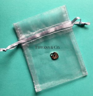 Tiffany&Co Hanger zilver Zilver