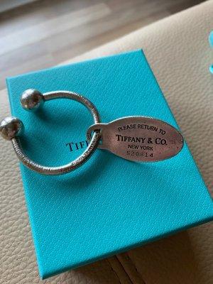Tiffany&Co Llavero color plata