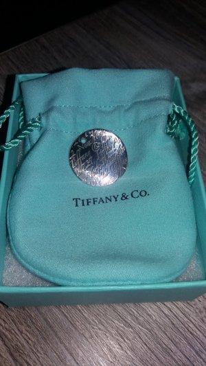 Tiffany & Co Notes Anhänger rund