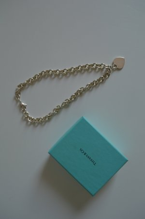 Tiffany & Co Original Sterling Halskette mit Herz