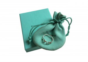Tiffany&Co. - Paloma's Graffiti - Love Ring - 925 Silber