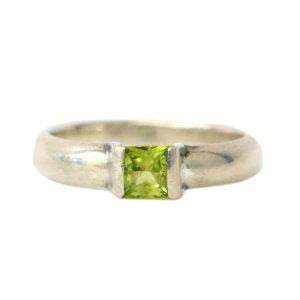 Tiffany & Co. Peridot Ring