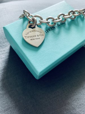 Tiffany&Co Bracelet silver-colored real silver