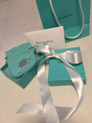 Tiffany&Co. Return to Tiffany Heart Pendant Key 16""