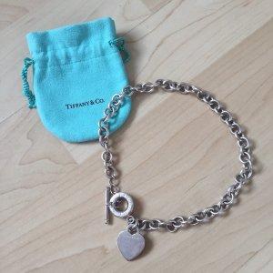 Tiffany & Co. Return to Tiffany Kette mit Herzanhänger, NP 630 Euro