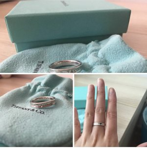 Tiffany & Co. Ring 925 Silber 53