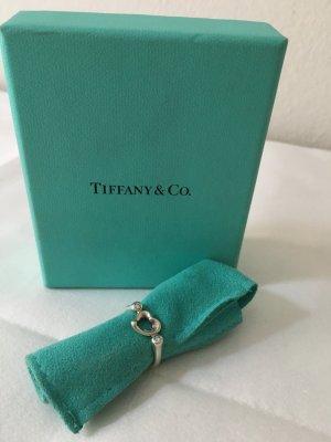 TIFFANY&CO. RING ELSA PERETTI, OPEN HEART Gr. 6 inkl. Diamanten