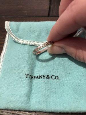 Tiffany & Co Ring, Gr.53, Silber