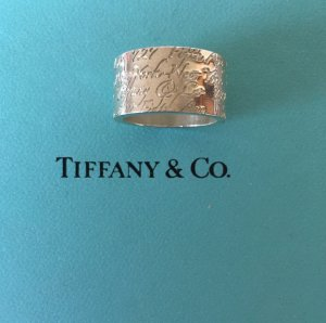 Tiffany & Co. Ring Notes Kollektion