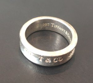 Tiffany & Co Ring Silber 925