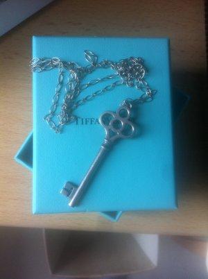 Tiffany&Co Silber Kette mit großem Schlüssel