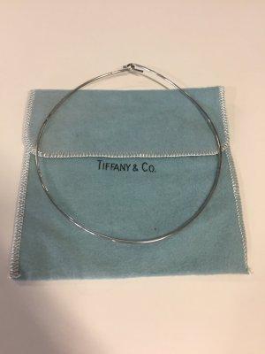 Tiffany & Co. Silber-Reifen Halskette Collier 925er Silber