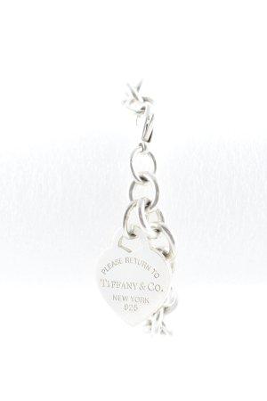 Tiffany&Co Zilveren armband zilver elegant