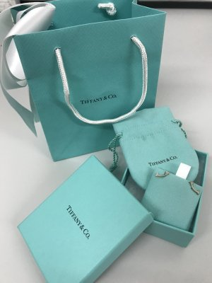 Tiffany & Co. T Smile Ohrringe