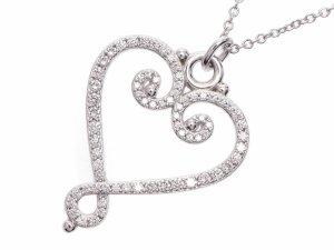 Tiffany & Co. Venezia Diamond Necklace