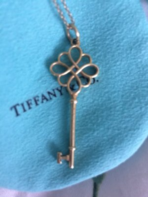 Tiffany key Schlüssel 18 Karat Gold - Klassiker mit Tiffany Kette