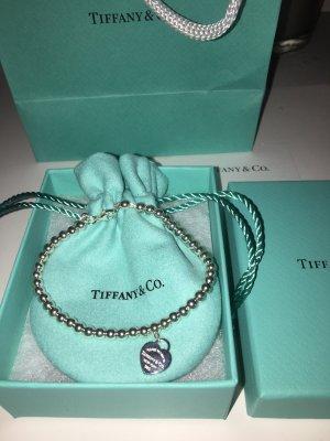 Tiffany Kugelarmband mit Herz