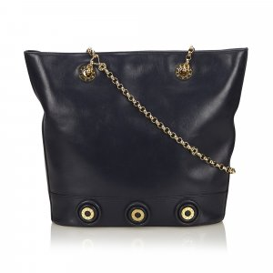 Tiffany Leather Chain Bag