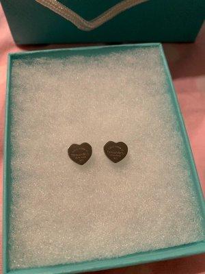 Tiffany&Co Clou d'oreille argenté