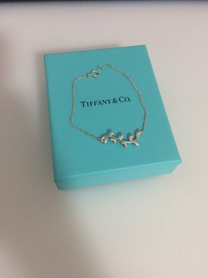 Tiffany&Co Pulsera blanco