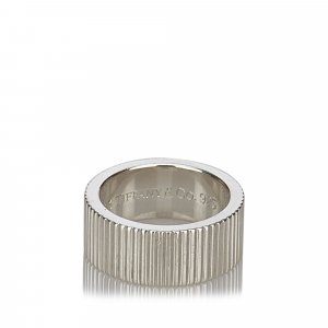 Tiffany Pleated Ring