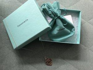 Tiffany's Halskette Herzanhänger