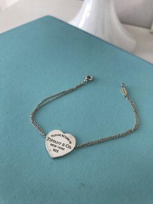 """Tiffany's """"Heart Tag"""" Armband"""