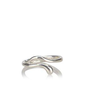 Tiffany Silver-Tone Ring