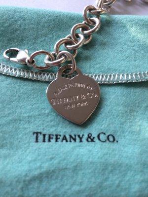 Tiffany und Co. Armband mit Herzanhänger