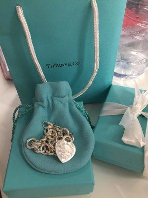 Tiffany und co Armband mit herzanhänger