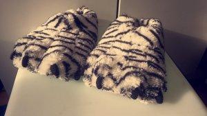 Tiger Hauspuschen