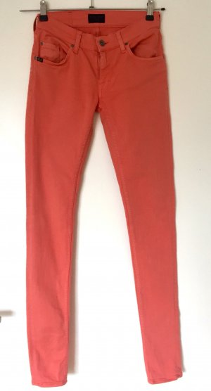 Tiger of sweden Stretch Jeans apricot-salmon