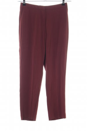 Tiger of sweden Karottenhose rot Business-Look