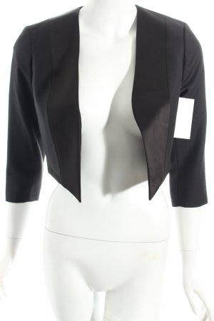 Tiger of sweden Kurz-Blazer schwarz Casual-Look
