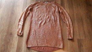 Tiger of Sweden Pulli Pullover Knit Metallic copper Kupfer Roségold Rosémetallic