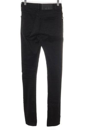 Tiger of sweden Skinny Jeans schwarz schlichter Stil