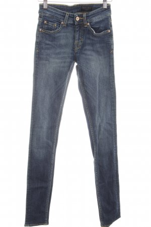 Tiger of sweden Slim Jeans mehrfarbig Used-Optik