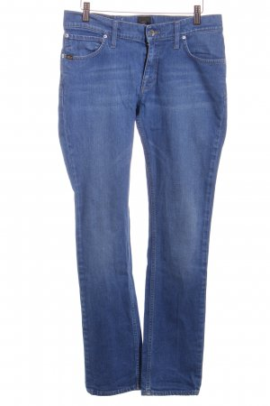 Tiger of sweden Straight-Leg Jeans blau Casual-Look