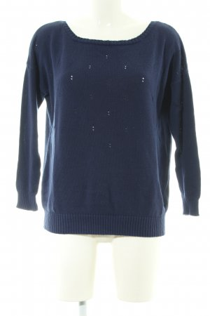Tiger of sweden Strickpullover blau Casual-Look