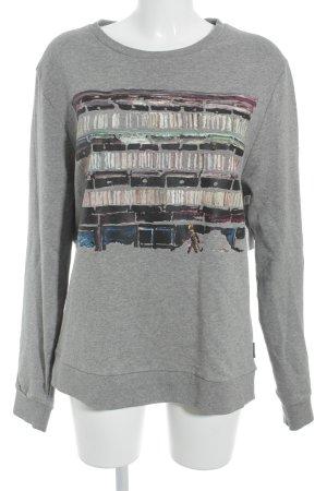 Tiger of sweden Sweatshirt meliert Street-Fashion-Look