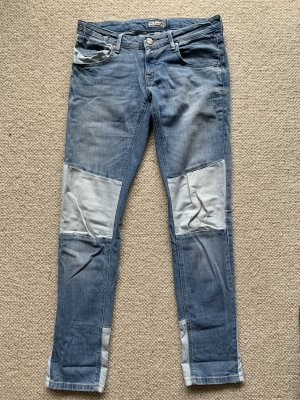 Tigerhill 7/8-jeans lichtblauw
