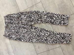 Tigermuster Hose mit Gummizug von h&m